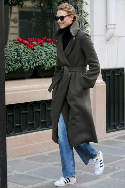 Clothing, Sleeve, Shoe, Shoulder, Coat, Textile, Sunglasses, Outerwear, Style, Street fashion,