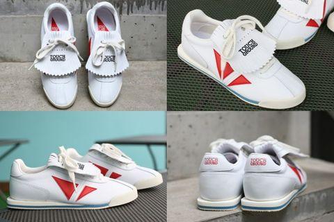 Footwear, Product, Shoe, Red, White, Sportswear, Style, Sneakers, Light, Font,