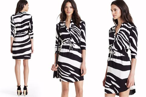 Product, Sleeve, Shoulder, Dress, Standing, Joint, Pattern, White, Collar, Style,