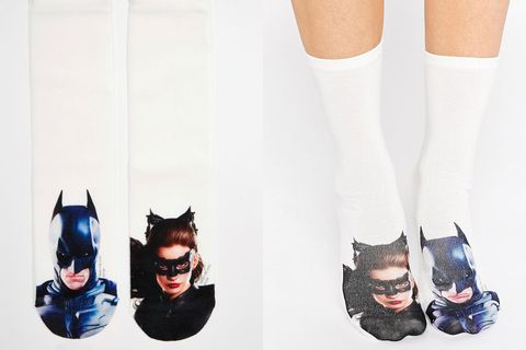 Costume accessory, Fictional character, Mask, Costume, Masque, Sock,
