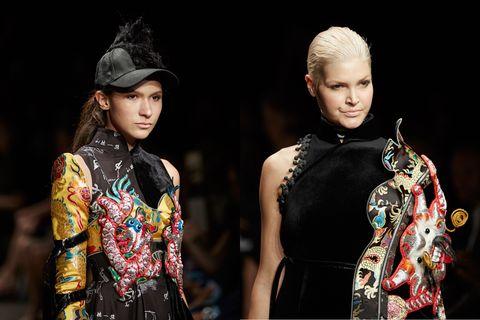 Dress, Style, Fashion model, Beauty, Fashion, Earrings, Neck, Model, Day dress, Street fashion,