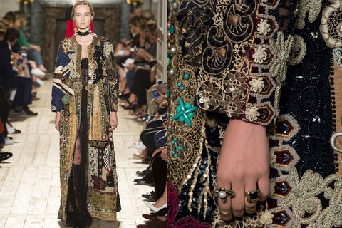 Pattern, Style, Fashion accessory, Tradition, Fashion, Beige, Street fashion, Design, Fashion design, Toe,