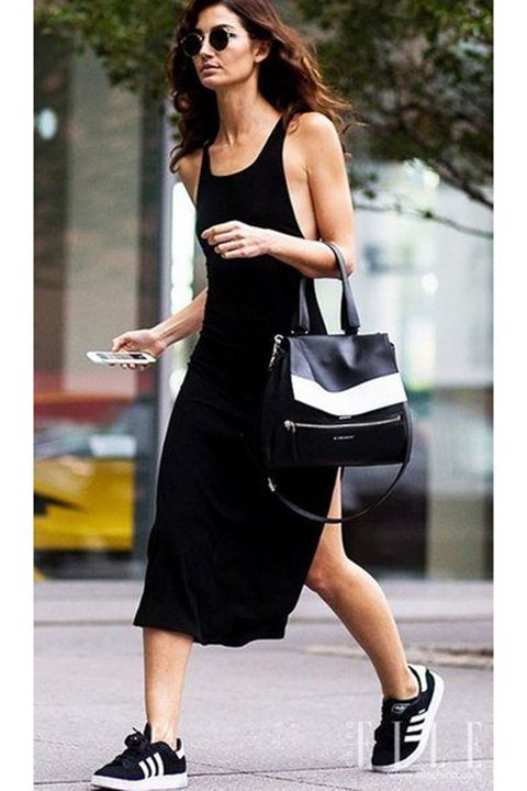 Bag, Shoulder, Dress, Sunglasses, Photograph, Joint, Style, Street fashion, Luggage and bags, Fashion accessory,