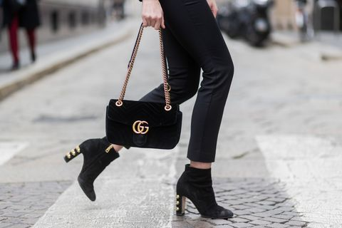 Clothing, Brown, Bag, Textile, Joint, Outerwear, White, Fashion accessory, Street fashion, Style,