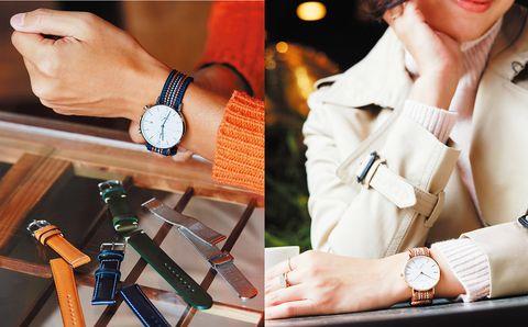 Finger, Wrist, Hand, Watch, Fashion accessory, Nail, Analog watch, Bracelet, Cuff, Watch accessory,