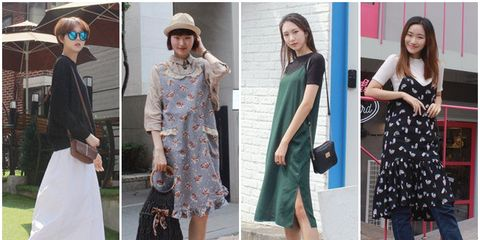 Clothing, Footwear, Hat, Dress, Photograph, Outerwear, Bag, Fashion accessory, Style, Street fashion,