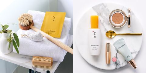 Product, Beauty, Skin, Yellow, Material property, Brand,