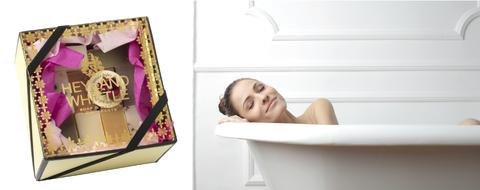 Photograph, Comfort, Bathtub, Lavender, Plumbing, Bathing, Bathroom, Bathtub accessory, Ceramic,