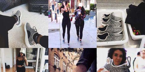 Arm, Photograph, Collage, Style, Street fashion, Pattern, Fashion, Black, Athletic shoe, Photography,