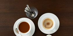 Serveware, Drinkware, Cup, Dishware, Drink, Ingredient, Coffee, Kopi tubruk, Dandelion coffee, Tea,