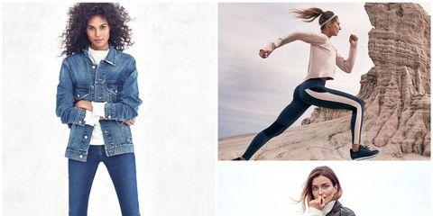 Clothing, Arm, Blue, Sleeve, Denim, Shoulder, Textile, Standing, Photograph, Joint,
