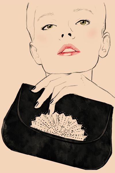 Lip, Cheek, Style, Jaw, Neck, Drawing, Illustration, Painting, Artwork, Kitchen utensil,
