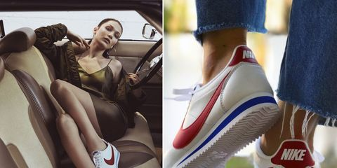 Footwear, Shoe, Leg, Fashion, Plimsoll shoe, Human leg, Sneakers, Carmine, Athletic shoe,