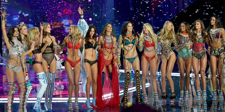維密天使, 維多利亞的秘密, Victoria's Secret, 維密大秀, VSFashionshow, 2017維密大秀, 時尚秀