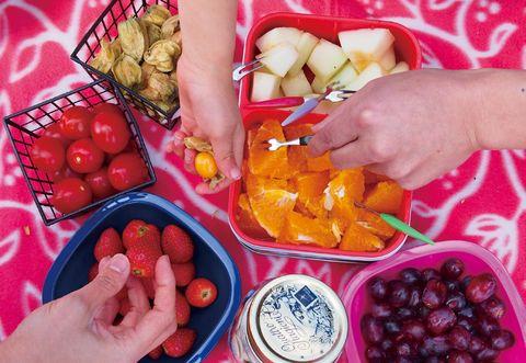 Finger, Food, Produce, Nail, Tableware, Berry, Bowl, Fruit, Ingredient, Root vegetable,