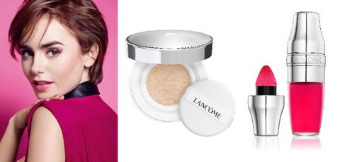 Product, Lipstick, Eyelash, Pink, Beauty, Earrings, Magenta, Cosmetics, Peach, Beige,