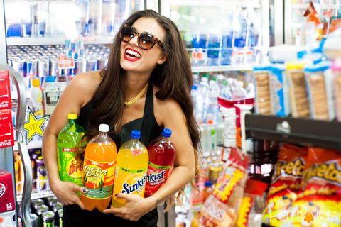 Retail, Bottle, Drink, Sunglasses, Convenience store, Logo, Grocery store, Goggles, Supermarket, Trade,