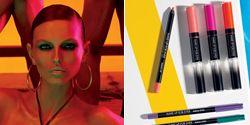Lip, Hairstyle, Eyelash, Style, Beauty, Eye liner, Model, Eye shadow, Makeover, Collage,