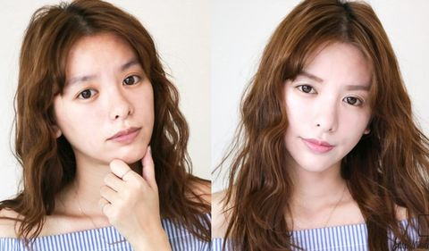Lip, Mouth, Cheek, Eye, Hairstyle, Skin, Chin, Eyebrow, Eyelash, Style,