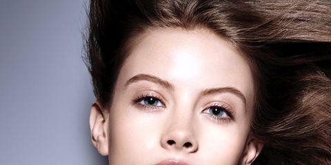 Hair, Face, Eyebrow, Lip, Skin, Chin, Beauty, Hairstyle, Cheek, Model,