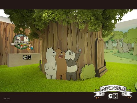 Cartoon, Tree, Grass, Biome, Animation, Illustration, Games, Fiction, Adventure game, Adaptation,