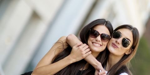 Eyewear, Arm, Glasses, Vision care, Human leg, Hand, Sunglasses, Outerwear, Facial expression, Style,