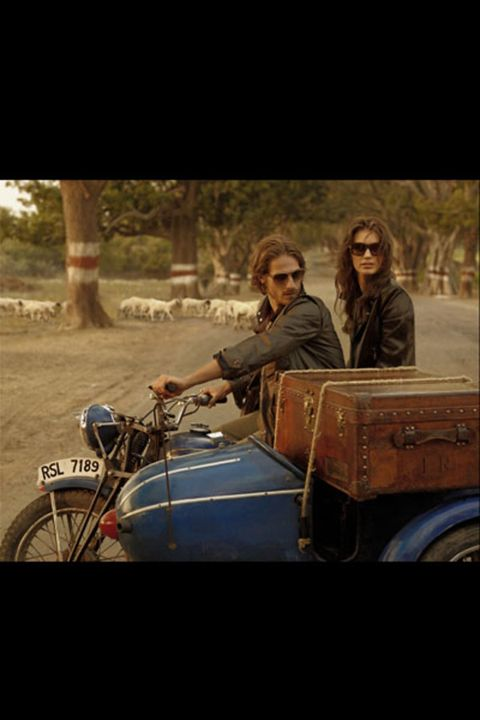 Fender, Classic, Sunglasses, Travel, Goggles, Vintage clothing, Motorcycle, Sidecar, Classic car, Retro style,