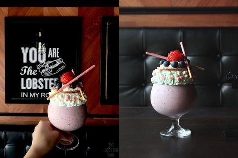 Ingredient, Food, Dessert, Sweetness, Cuisine, Ice cream, Frozen dessert, Dairy, Strawberries, Dondurma,