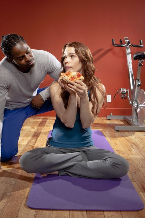 Wrist, Elbow, Yoga mat, Exercise, Active pants, Sitting, Physical fitness, Knee, yoga pant, Wood flooring,