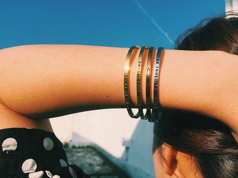 Arm, Temporary tattoo, Wrist, Skin, Bracelet, Tattoo, Hand, Bangle, Elbow, Cool,