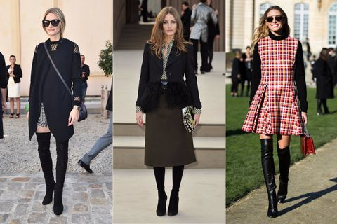 Clothing, Fashion, Street fashion, Knee, Knee-high boot, Footwear, Fashion model, Coat, Outerwear, Joint,