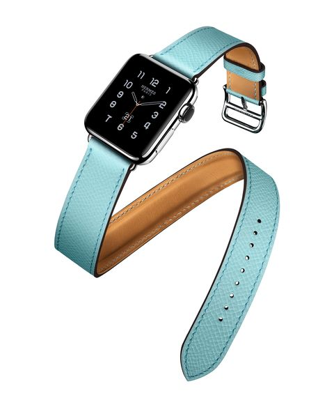 Turquoise, Fashion accessory, Strap, Turquoise, Watch phone, Belt, Electronic device, Gadget, Jewellery, Watch,