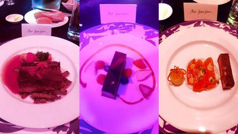 Purple, Violet, Red, Pink, Dishware, Magenta, Lavender, Sweetness, Serveware, Cuisine,