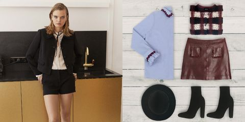 Clothing, Fashion, Fashion design, Outerwear, Blazer, Jacket, Suit, Formal wear, Neck, Style,