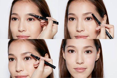 Eyebrow, Face, Skin, Nose, Cheek, Forehead, Lip, Chin, Beauty, Eyelash,