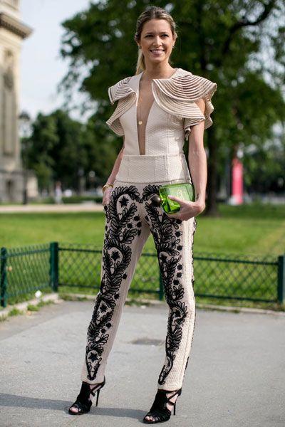 Footwear, Sleeve, Textile, Style, Waist, Street fashion, Camouflage, Fashion, High heels, Knee,