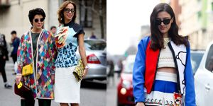 Clothing, Eyewear, Vision care, Sleeve, Pattern, Textile, Photograph, Bag, Outerwear, Sunglasses,