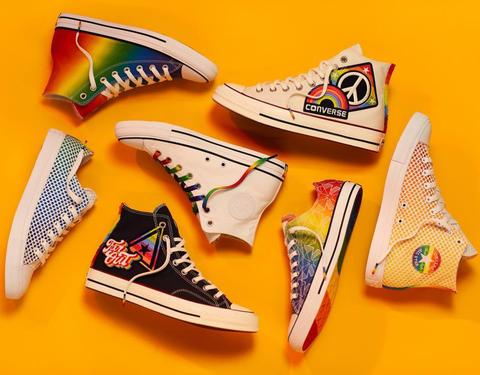 Footwear, Shoe, Yellow, Sneakers, Font, Plimsoll shoe, Brand, Athletic shoe, Outdoor shoe, Illustration,