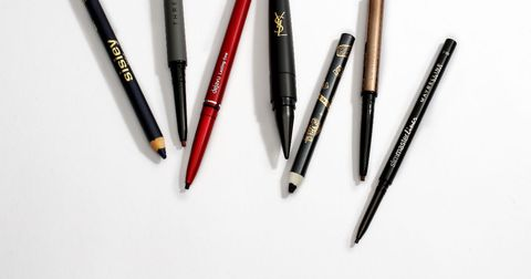 Stationery, Writing implement, Colorfulness, Office supplies, Turquoise, Teal, Material property, Graphite, Paper product, Office instrument,