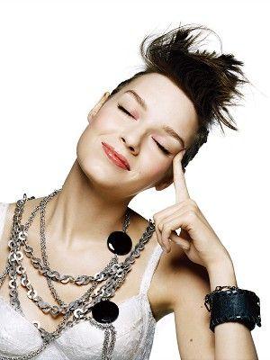 Nose, Mouth, Lip, Hairstyle, Chin, Eyebrow, Eyelash, Wrist, Jewellery, Fashion accessory,