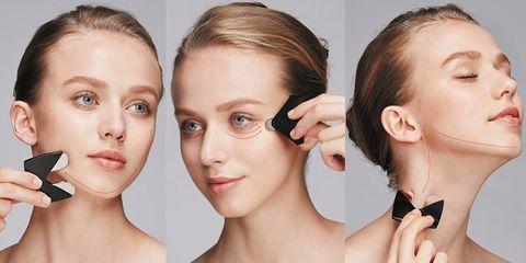 Ear, Lip, Cheek, Brown, Hairstyle, Skin, Eyelash, Chin, Forehead, Eyebrow,