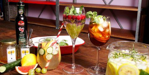 自製水果水