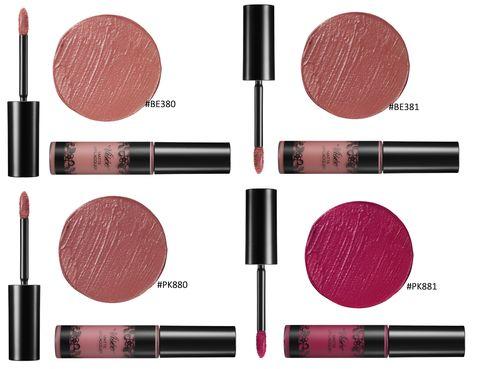 Eye shadow, Pink, Cosmetics, Beauty, Eye, Lip gloss, Organ, Tints and shades, Lipstick, Material property,