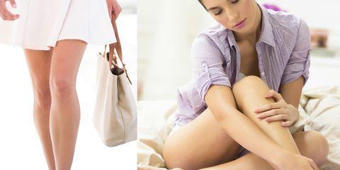 Leg, Human leg, Shoulder, Joint, White, Bag, Thigh, Fashion accessory, Sitting, Knee,