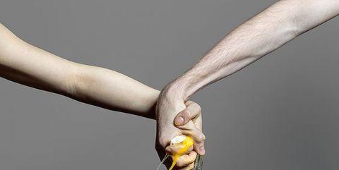Arm, Hand, Leg, Water, Joint, Finger, Human body, Elbow, Gesture, Human leg,