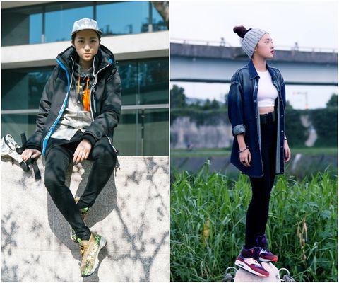 Sleeve, Collar, Textile, Outerwear, Style, Jacket, Street fashion, Fashion, Pattern, Top,