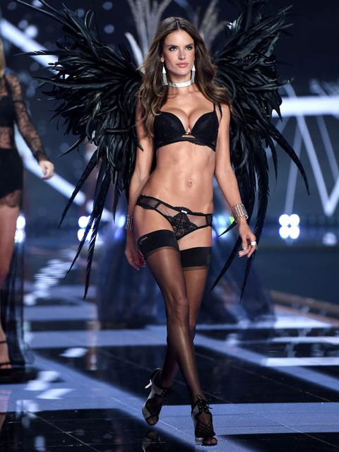 Leg, Fashion show, Human leg, Fashion model, Runway, Thigh, High heels, Model, Waist, Brassiere,