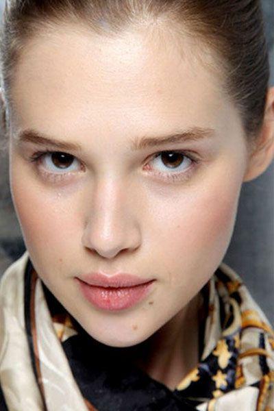 Head, Nose, Lip, Cheek, Mouth, Eye, Hairstyle, Skin, Chin, Eyelash,