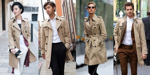 Image result for burberry 風衣