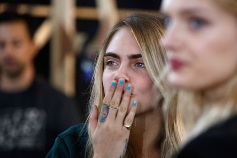 Nose, Finger, Lip, Skin, Eyebrow, Eyelash, Jewellery, Nail, Organ, Fashion,